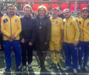 Турнір «За здоровий спосіб життя». Фото з сайту МОЗ Укрїни