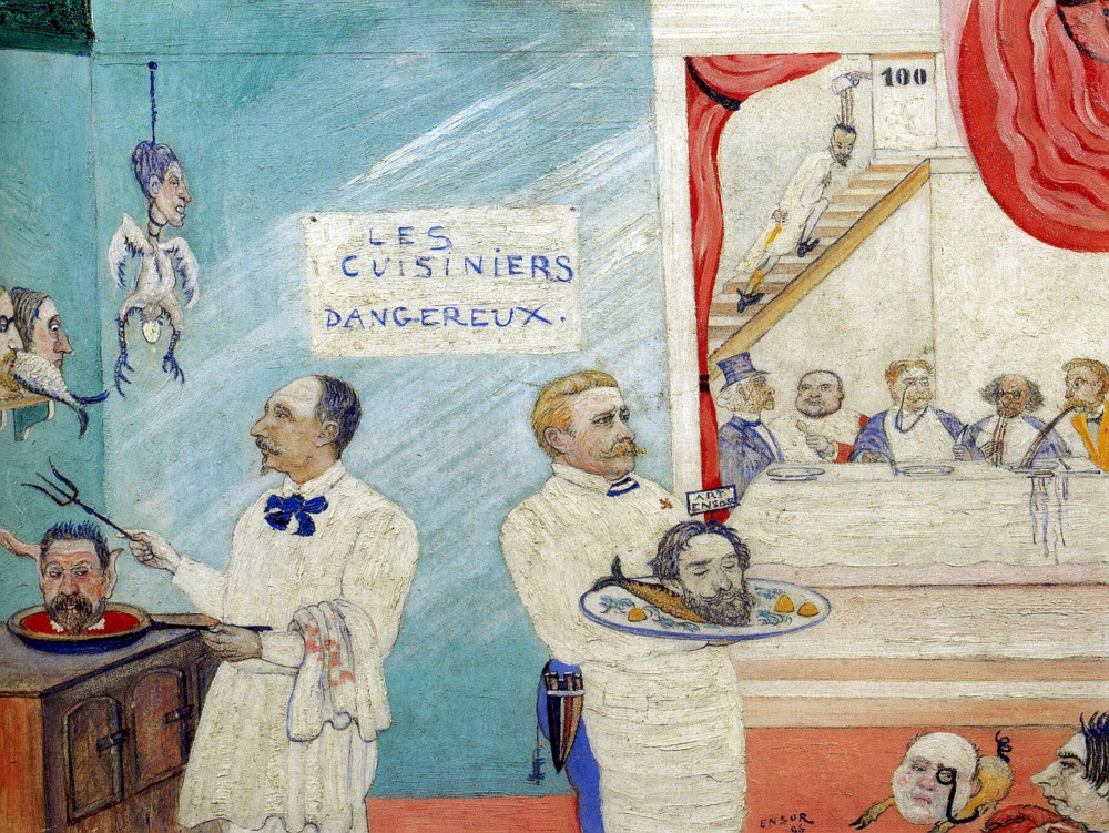 james-ensor-theredlist