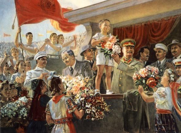Дети на митинге