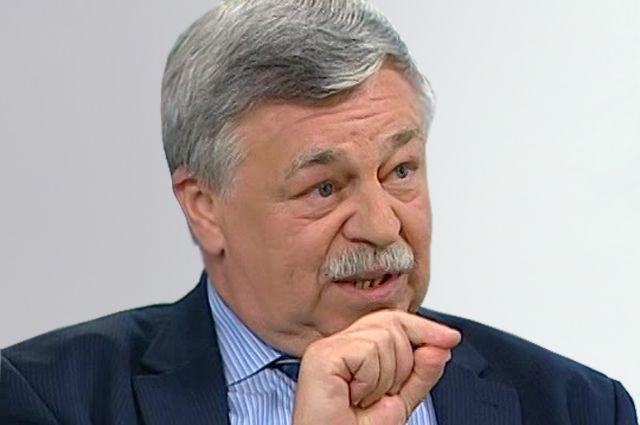 Александр Линденбратен, первый заместитель директора Национального НИИ общественного здоровья имени Н.А. Семашко.