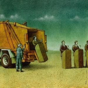 Прибирання. Павло Кучиньскі