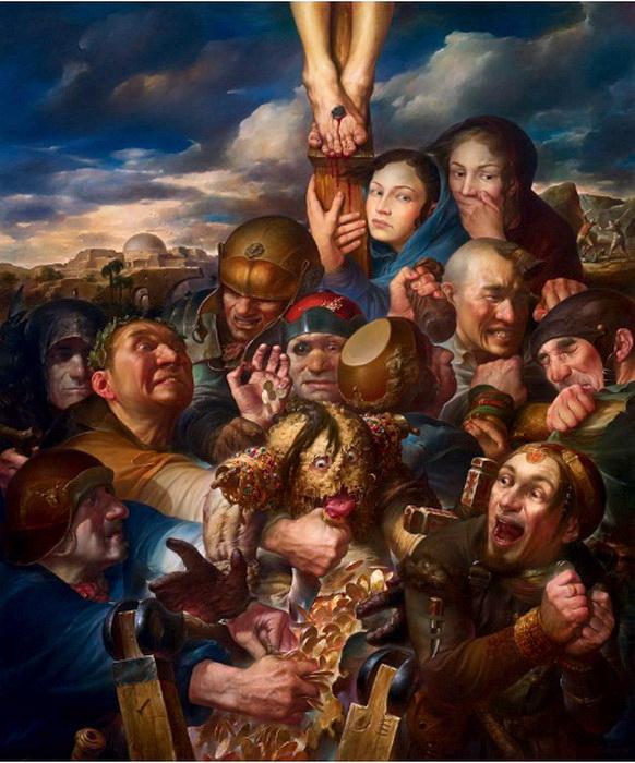 Жадібність. Христос проповідував інший шлях. Віктор Сафонкін